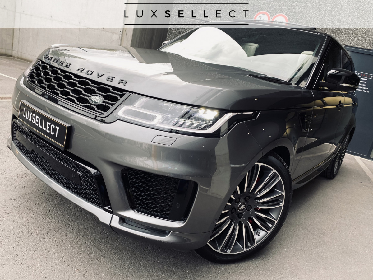 Land-Rover Range Rover Sport Autobiography Dynamic V8 5.0 S/C Full Options