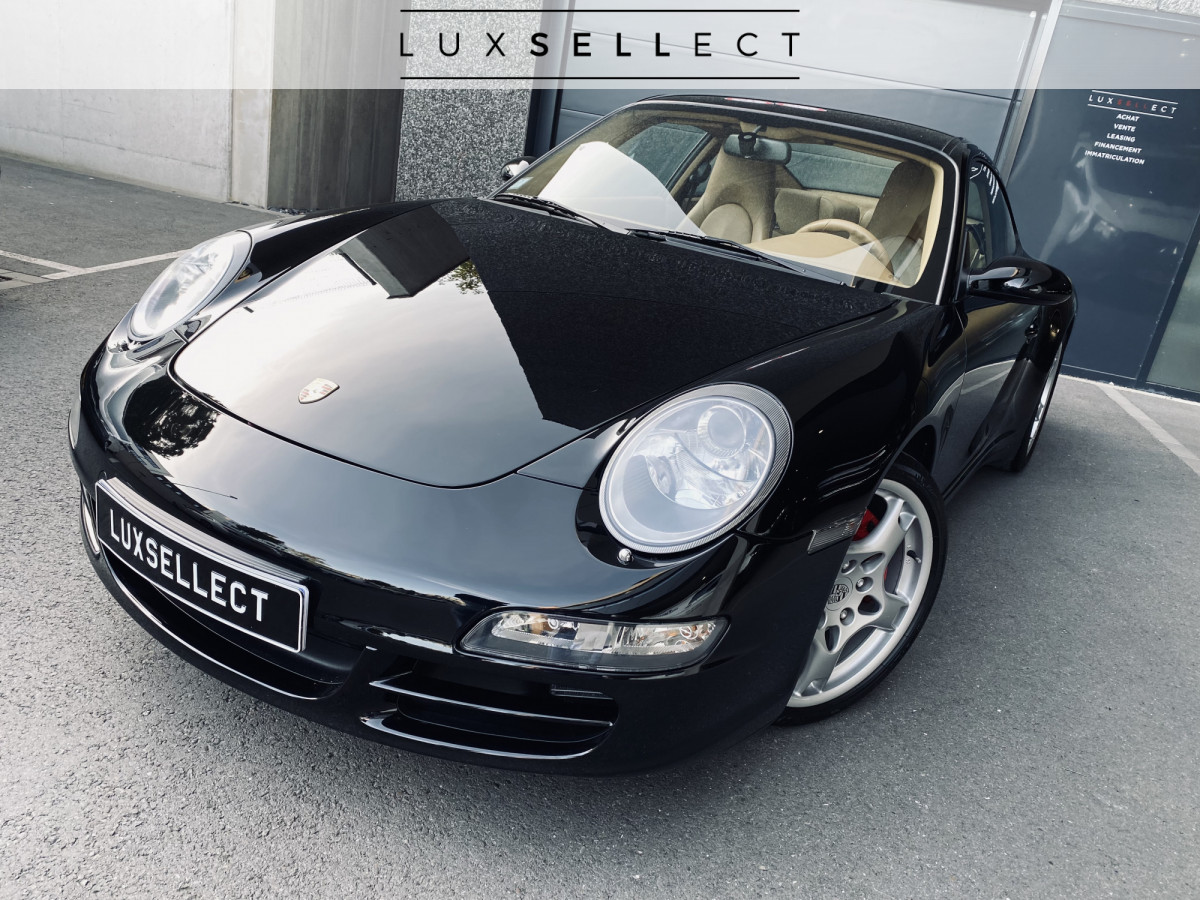 Porsche 997 911 997 3.8 Carrera 4S Coupe 6 Speed Manual