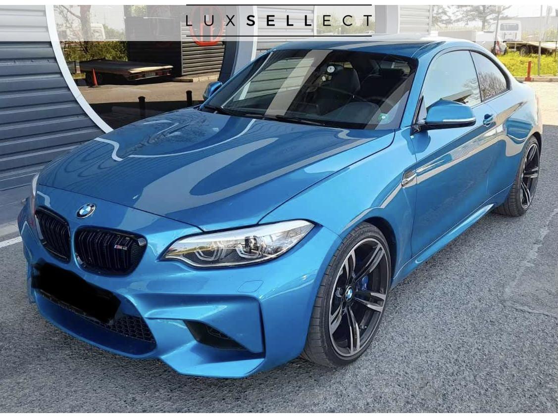 BMW M2 F87 DKG Coupé BMW Service & Warranty inclusive
