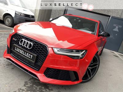 Audi RS6 Quattro V8 4.0 TFSI Ceramic Brakes