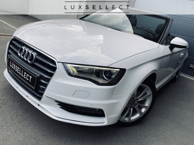 Audi A3 Cabriolet 2.0 TDI S-Tronic 150hp
