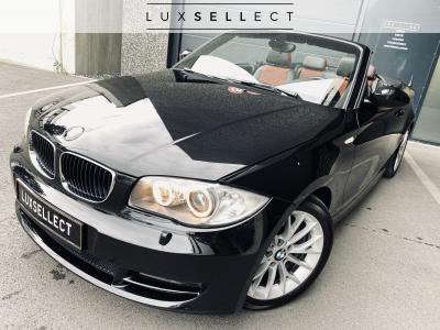 BMW 120 120i Cabriolet avec carnet complet