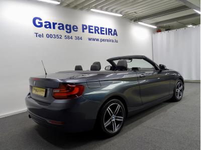 BMW 220 i CABRIO M SPORT PAKET CUIR