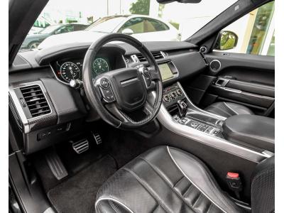 Land-Rover Range Rover Sport Range-Rover Sport 5.0 S/C SVR Auto/ACC/PANO/CAMERA