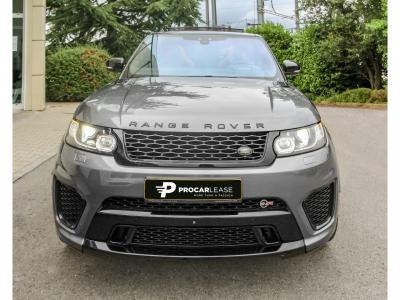 Land-Rover Range Rover Sport 5.0 SVR SPORT  / VOLL