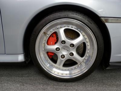 Porsche 996 TURBO COUPE 2 Hand Top CUIR BI-XENON NAVI 4X4