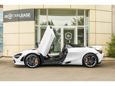McLaren 720S SPIDER PERFORMANCE