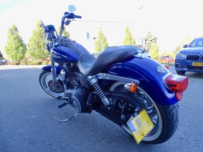 Harley-Davidson Dyna Street Bob 1450