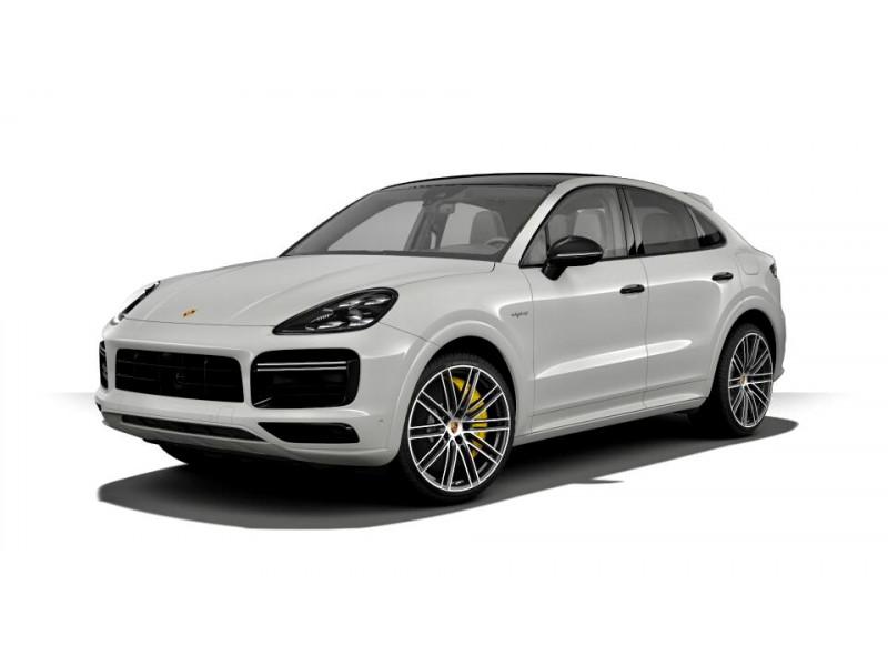 Porsche Cayenne TURBO S E-HYBRID COUPE 1.HAND SPORT DESIGN KERAMIK