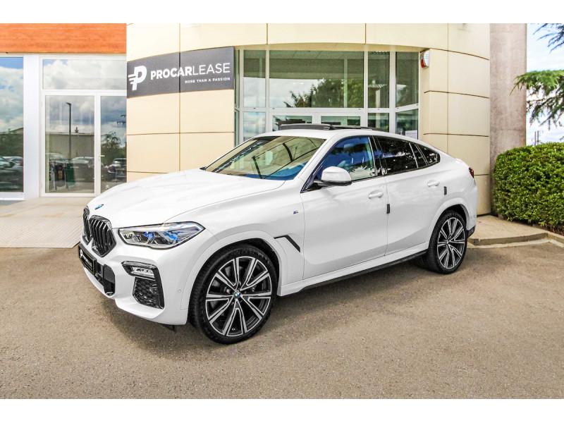 BMW X6 M50 M50d 400 CV Performance/22/