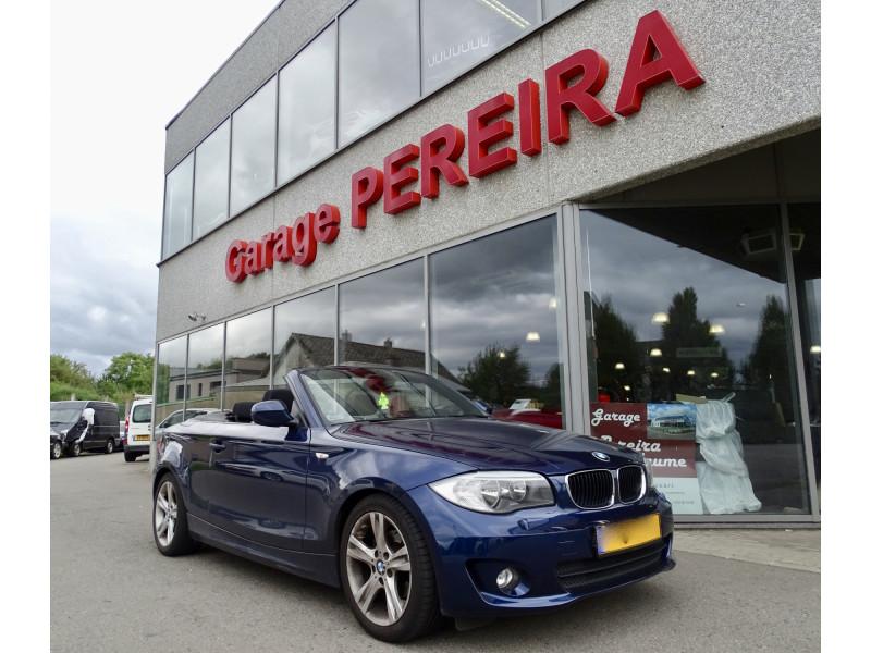 BMW 118 D CABRIO NAVI