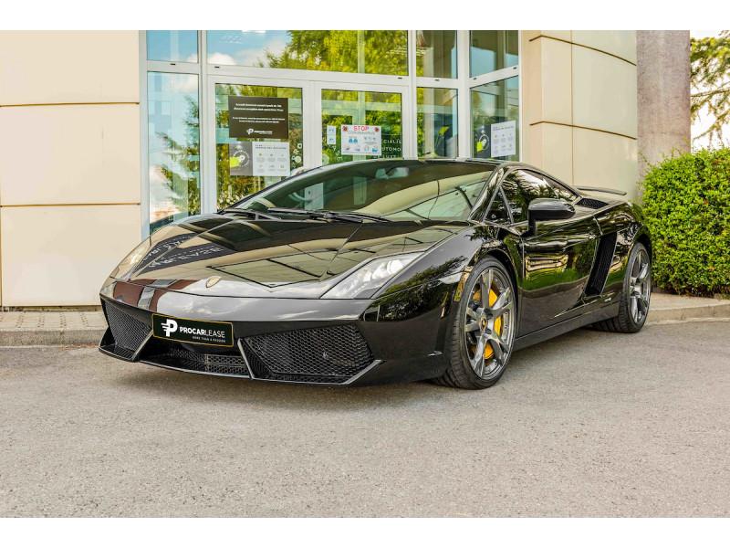 Lamborghini Gallardo LP 560-4  5.2 V10 -