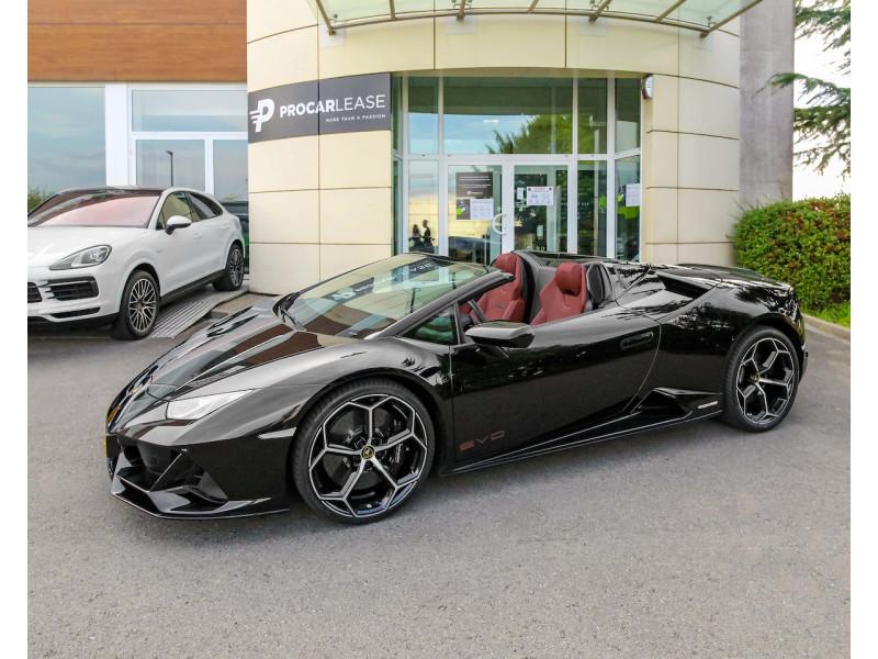 Lamborghini Huracán AWD EVO SPYDER