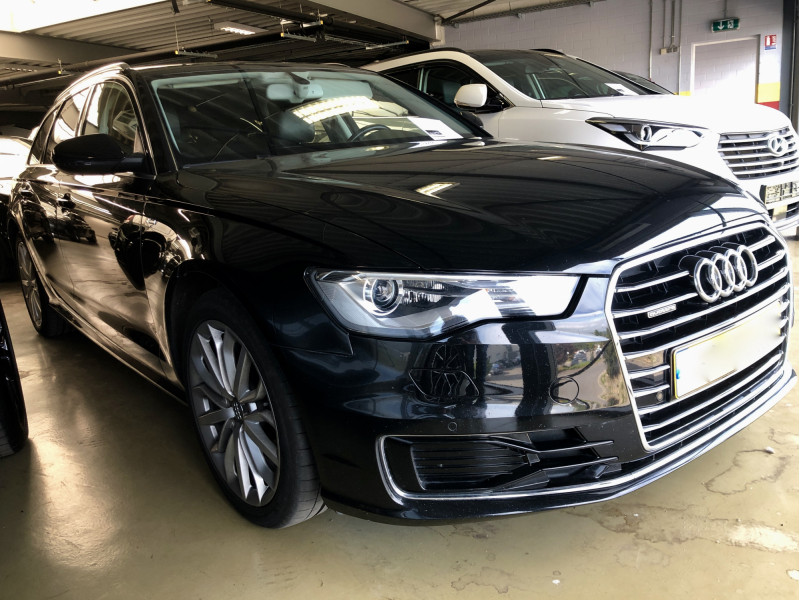 Audi A6 AVANT SPORT PAKET S-LINE CUIR BI-XENON NAVI 4X4